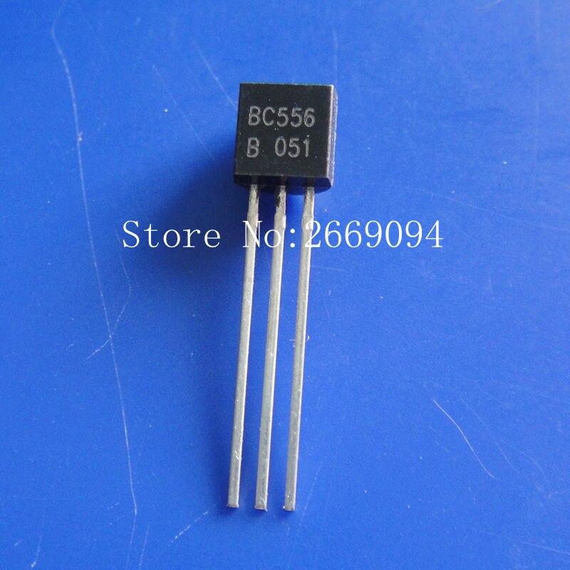 50 Piece transistors BC 556 B m1180