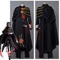 Code Geass Lelouch Косплэй Code Geass Lelouch Восстания; код; черная в Эшфорд Косплэй одежды, Рождественский Костюм
