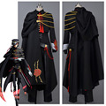 Code Geass Lelouch of the Rebellion Code Black in Ashford Cosplay Costume Outfit