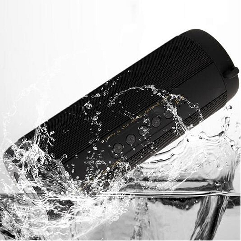 Big Power Portable wireless Bluetooth Speaker Amplifier Stereo Outdoor waterproof mini HIFI Speakers altavoz with FM Radio SPT2UBig Power Portable wireless Bluetooth Speaker Amplifier Stereo Outdoor waterproof mini HIFI Speakers altavoz with FM Radio SPT2U