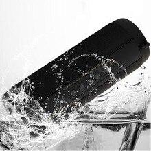 Большая мощность Портативный беспроводной Bluetooth динамики усилитель стерео Открытый водонепроницаемый мини-динамики HiFi altavoz с FM радио SPT2U