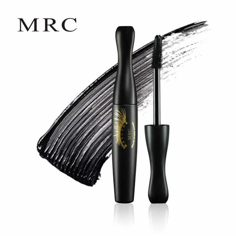 Бренд mrc Макияж 3d Волокно ресницы тушь для ресниц объем ресниц подкручивание толстые черные чернила для водостойких косметических глаз