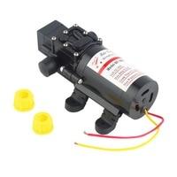 Wholesale Min High Pressure DC 12V 60W MotorDiaphragm Water Self Priming Pump 60W For RV MARINE