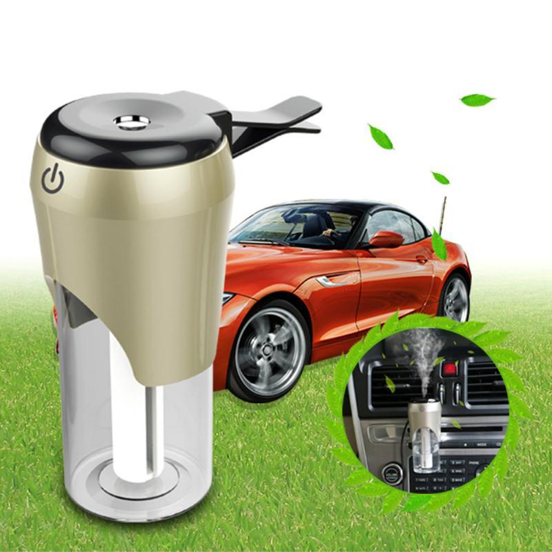 Vodool 12 В мини-автомобиль увлажнитель Воздухоочистители Эфирное масло ароматерапия паровой автомобиль диффузный автомобиль аромат диффузор…