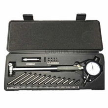 50 160MM 35 50MM 0.01mm Dial Bore Gauge Indicator Diameter Indicators Precision Engine Cylinder Measuring Test Kit Tool Meter