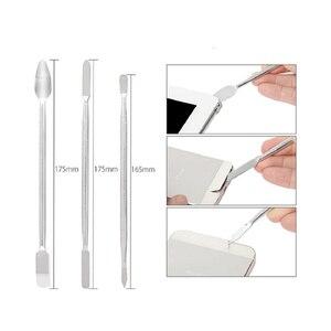 Image 4 - 45 in 1 cep telefonu tamir aracı kiti çoklu açılış sökme onarım aracı Set Iphone Samsung S6 S7 kenar el aletleri seti