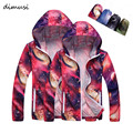DIMUSI Summer Men Women Quick Dry Jackets Causal Ultralight Windbreaker Jacket Coats Men sunscreen Skin Waterproof Jackets,YA589