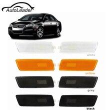 Autoleader 2 шт. Передние боковые Габаритные световой сигнал Лампы для мотоциклов белый черного, желтого цвета серый для VW GTI/Jetta/кролика MK5 06-09