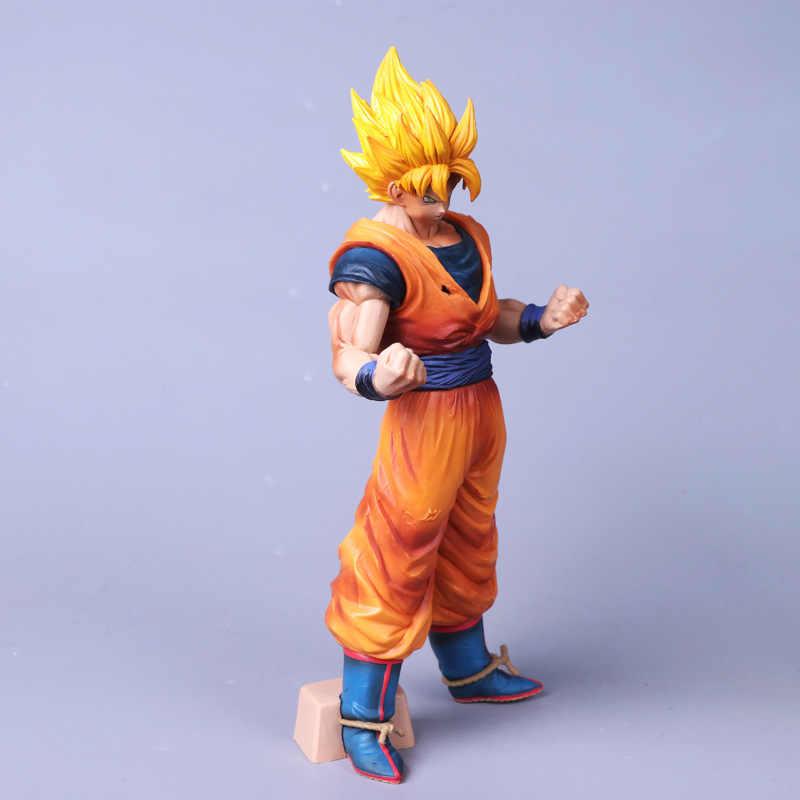 30 centímetros Anime figura Brinquedos Para As Crianças Grandista Ros Resolução De Soldados De Dragon Ball Z Son Goku Pvc Figura Collectible modelo de Brinquedo
