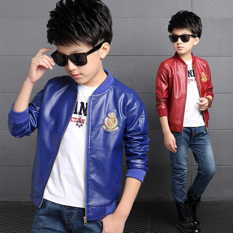 Online Buy Wholesale kids brown jacket from China kids brown ...