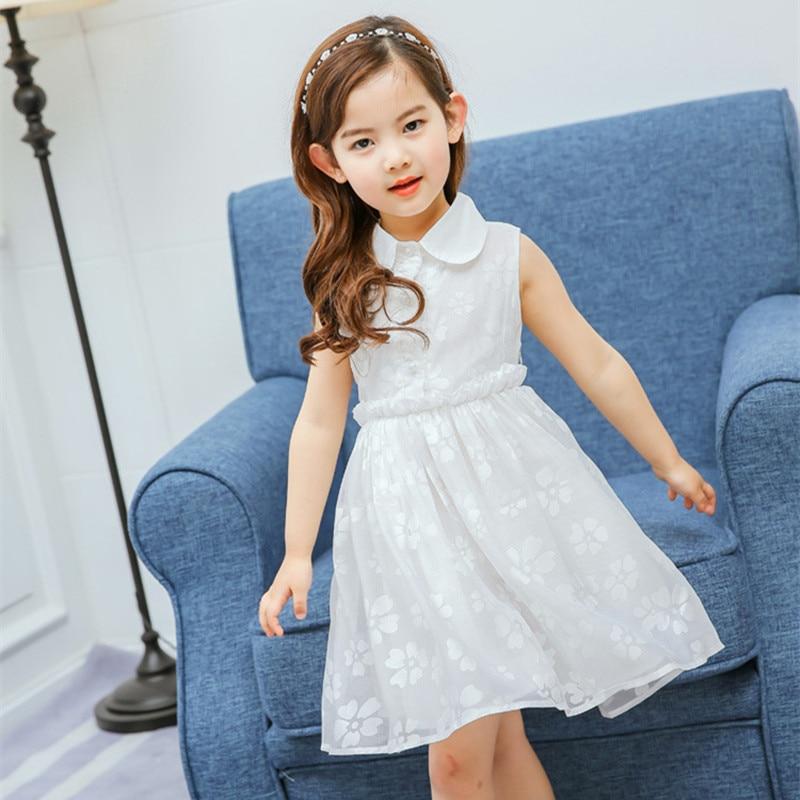babd5a2c839a9 Gulugulumi 2017 Brand Summer Girls Flower Dress Princess Perform Summer  School Perform Beautiful Dress Kid Clothes Hot Sale-in Dresses from Mother  & Kids on ...