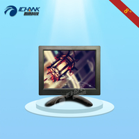 IChawk B080JN ABHUV 8 Inch HD Monitor 8 Inch HD Industrial Monitor HDMI AV USB Interface