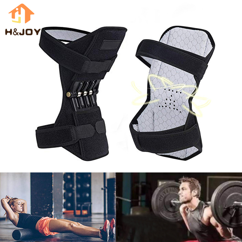 Knee Braces Booster Protection Decompression Breathable Booster Strap Mountaineering Care for Training Arthritis  Knee Sports power knee stabilizer pads lazada
