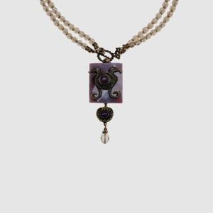 Image 2 - Бутик аморта винтажные женские ожерелья