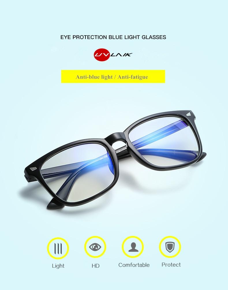 BlueCalm Blue Light Blocking Glasses