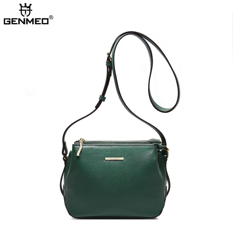 First Layer Cow Leather Shoulder Bags Women Real Leather Fashion Bag Ladies Genuine Leather Handbag Messenger Handbags Bolsa zooler women handbag elegant ol shoulder bag ladies cow leather handbags fashion corssbody bags designer genuine leather handbag