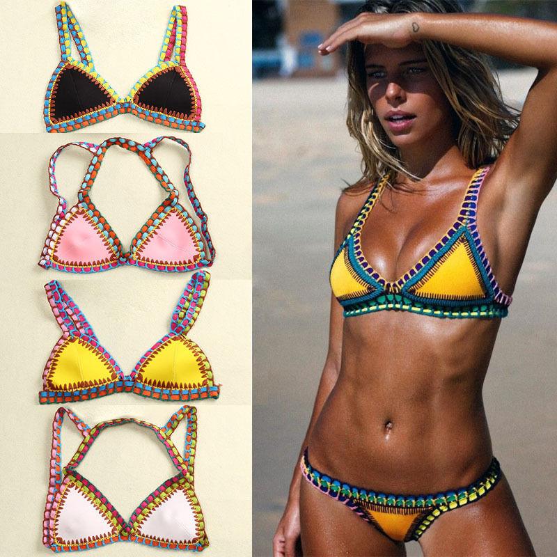 1f96ddbb14 Hot Swimwear Bandage Bikini 2016 Sexy Beach Swimwear Women Swimsuit Bathing  Suit Brazilian Bikini #2267Logan