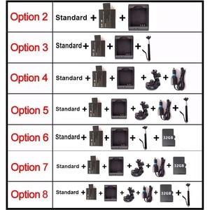 Image 5 - Orijinal SJCAM M10 spor eylem kamera Full HD 1080P dalış 30M su geçirmez kamera DVR kamera M10 spor DV cam