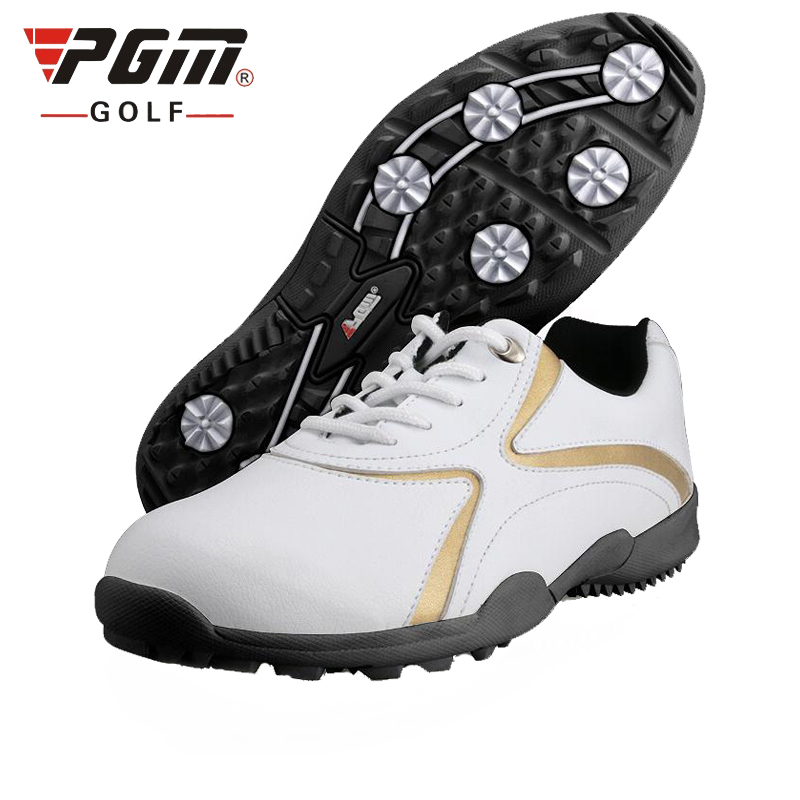 Pgm Golf Shoes Men Soft Leather Training Shoes Breathable Without Spikes Sneakers Professional Non-slip Golf Shoes AA10094Pgm Golf Shoes Men Soft Leather Training Shoes Breathable Without Spikes Sneakers Professional Non-slip Golf Shoes AA10094