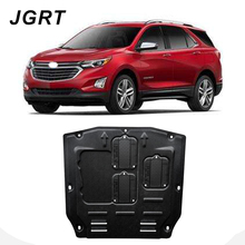 Car styling For Chevrolet Equinox 2017-2018 plastic steel engine guard 2.0T Engine skid plate fender 1pc