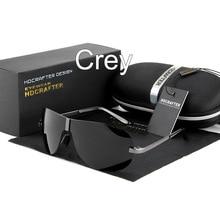 2017 New Rimless Fashion Cool Sunglasses Men Polarized Brand 100% UV400 Protection Oculos De Sol Masculino Outdoor Eyewear 8490
