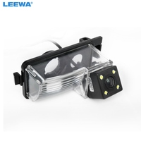 CCD Reverse Car Camera With LED Lights For Nissan Livina Geniss Versa HB GT R