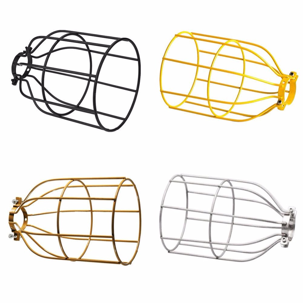 Moderne Industrielle Lampenschirm Draht Eisen Licht Led lampe ...