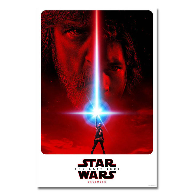 Star Wars Poster – The Last Jedi