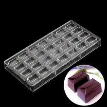 Küche Zubehör Liefert Umschlag Förmigen Schokoladenform 3D Schokoladenformen Polycarbonat Schokoladenformen