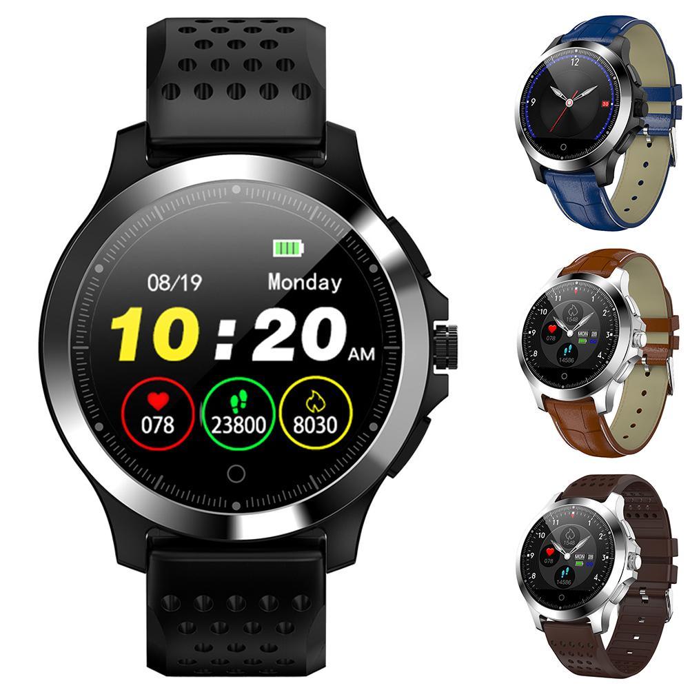 W8 ECG PPG HRV Heart Rate Monitor Fitness Tracker Sport Smart Bracelet Band New