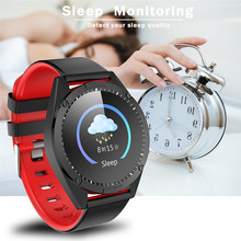 Smart Watch OLED Screen Heart Rate Monitor
