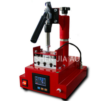 110V/220V Digital Pen Press Machine DIY Pen Heat Transfer Printing machine 3 Pens at once Printer Machine 1pc