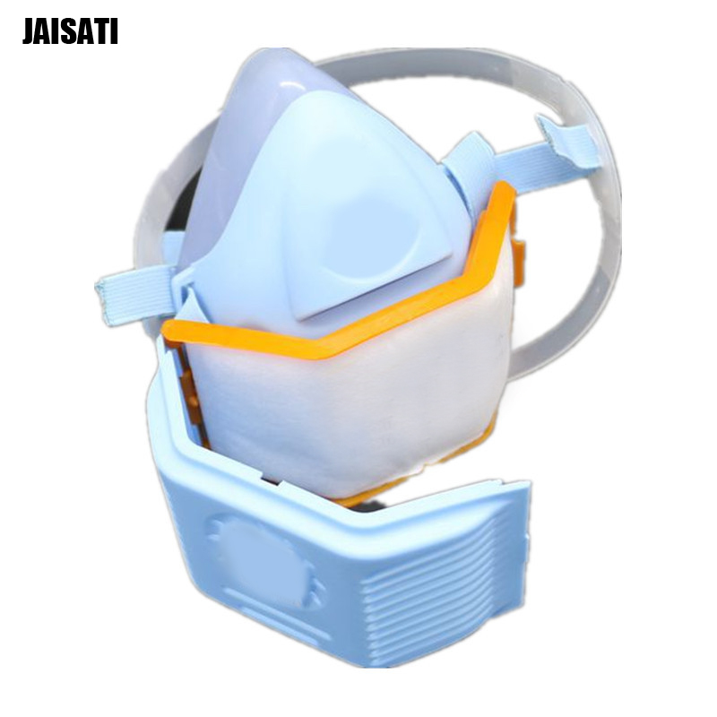 Particulate respirator protection industrial dustproof gas masks filter anti - virus half - mask 3m 9502 dust masks n95 anti particulate matter anti pm2 5 smog protective industrial dust influenza virus mask h012912