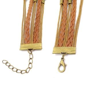 Image 2 - Serenity Prayer Inspirational Quote Jewelry Glass Cabochon Combination Bracelet Handmade Accessroies