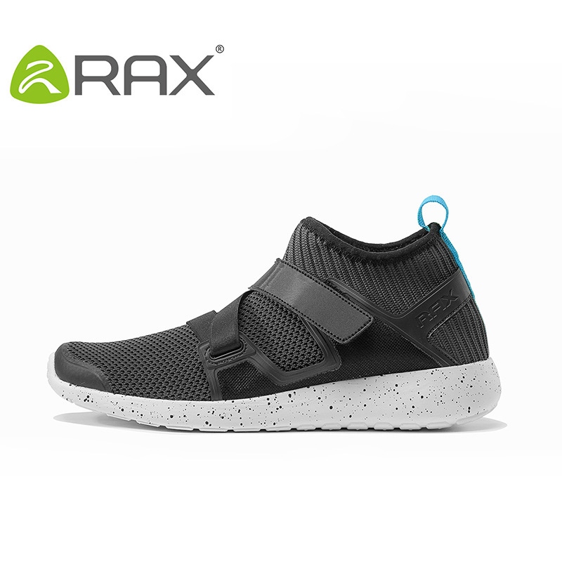 Rax Running Shoes For Men 2017 New Summer Outdoor Men Shoes High Quality Heavy-Bottomed Women Sneakers B2811W