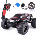 VICIVIYA RC Car 9115 2.4G 1:12 Scale Supersonic Monster Truck Rock Crawler Car Off-Road Vehicle Cross-country Climbing Car