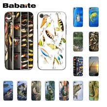 Babaite southern blue fish 낚시 호수 태클 박스 iphone 11 pro 11pro max x xs max 6 6s 7 7 8 plus 5 5 s se xr(China)