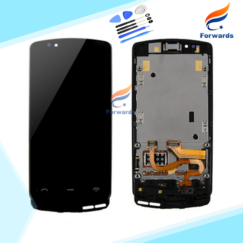 Подробнее о 100% New tested LCD Screen Display with Touch Digitizer Frame Tools full assembly for Nokia Lumia 700 N700 1 piece free shipping 1 pcs 100% tested new lcd for lenovo s580 lcd display screen touch digitizer screen assembly tools free shipping