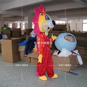Image 2 - Lion Mascotเครื่องแต่งกายที่กำหนดเองแฟนซีAnime CosplayสำหรับHalloween Party