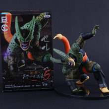 Banpresto Scultures Craneking Dragon Ball Z Budokai Zokei Tenkaichi Komórek Figurka Doll Model Collection Figurka(China)