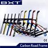 2016 China Cheap Carbon Road Frame Di2 And Mechanical Carbon Road Bike Frameset Super Light Frame