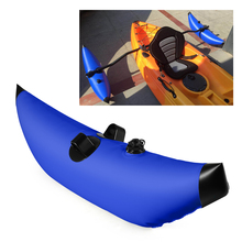 цена на Inflatable Outrigger Stabilizer Water Float Kayak PVC Inflatable Outrigger for Canoe Fishing Boat Standing Float Stabilizer