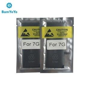 Image 5 - Оригинальный аккумулятор BMT 5 шт. высшего качества для iPhone 7 7G, 1960 мАч, iOS 13, сменный 100% кобальтовый элемент + технология ILC 2019