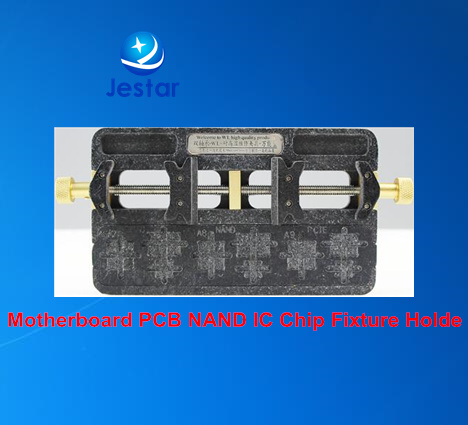 Logic Board Clamps High Temperature  Motherboard PCB NAND IC Chip Fixture Holder Clamp for iPhone BGA Fix Repair Mold Tool