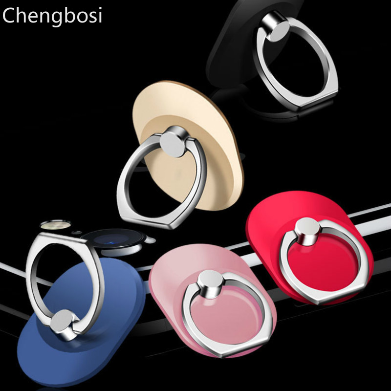 Finger Phone Holder Stands Circle Grip Smartphones for Iphone XS MAX 7 Xiaomi Mi8 6 Plus Cell Mobile Phone Ring Holder
