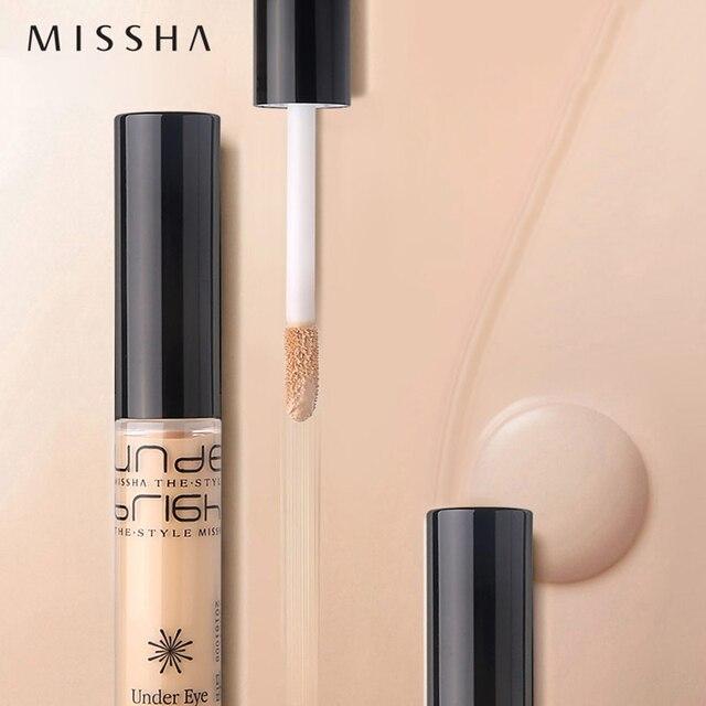 MISSHA Eye Concealer Cream Face Makeup the style under eyes brightener BB Creams Korea Cosmetics Original 2