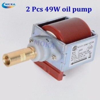 2 pcs/lot 3000W High-power fog machine pump pure brass oil pump  for snow machine/smoke machine