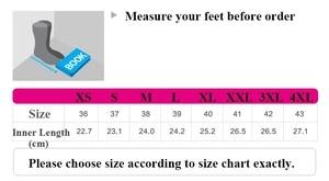 Image 2 - Evaプリントスリッパ調節可能な看護婦フラット底の動作靴ソフト底ガーデンライト快適なノンスリップクリーン靴