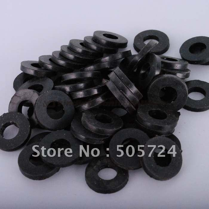 wholeasle 100 pcs x rubber gasket 1/2\