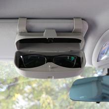 0016f9f823 Carmilla Car Styling Car Glass Glasses Box Case for Mercedes Benz W211 W221  W220 W163 W164 W203 W204 A B C E SLK GLK CLS ML GL